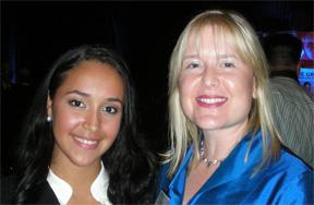 Carolina Correa & Dr. Val