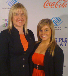 Dr. Val & Olympic Gymnast Shawn Johnson